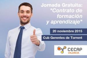 """Jornada Gratuita: """"Contrato de formación y aprendizaje"""""""