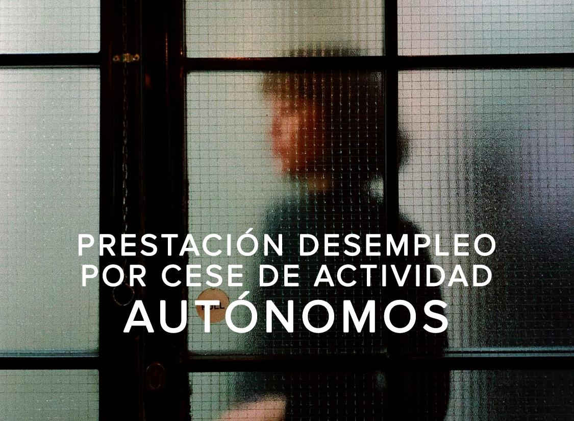DESEMPLEO AUTÓNOMOS POR COVID-19 - NEMESIO ABOGADOS Y ASESORES